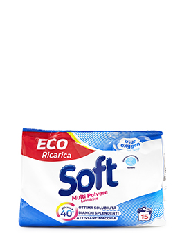 "SOFT---""BLUE-OXYGEN""-""Eco-Ricarica""-"